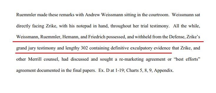 Techno Fog On Twitter Continued Ruemmler And Weissmann Possessed