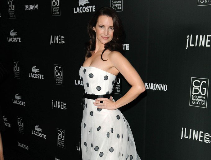 Happy birthday to Solo Mom by choice Kristin Davis: Balance and Books!