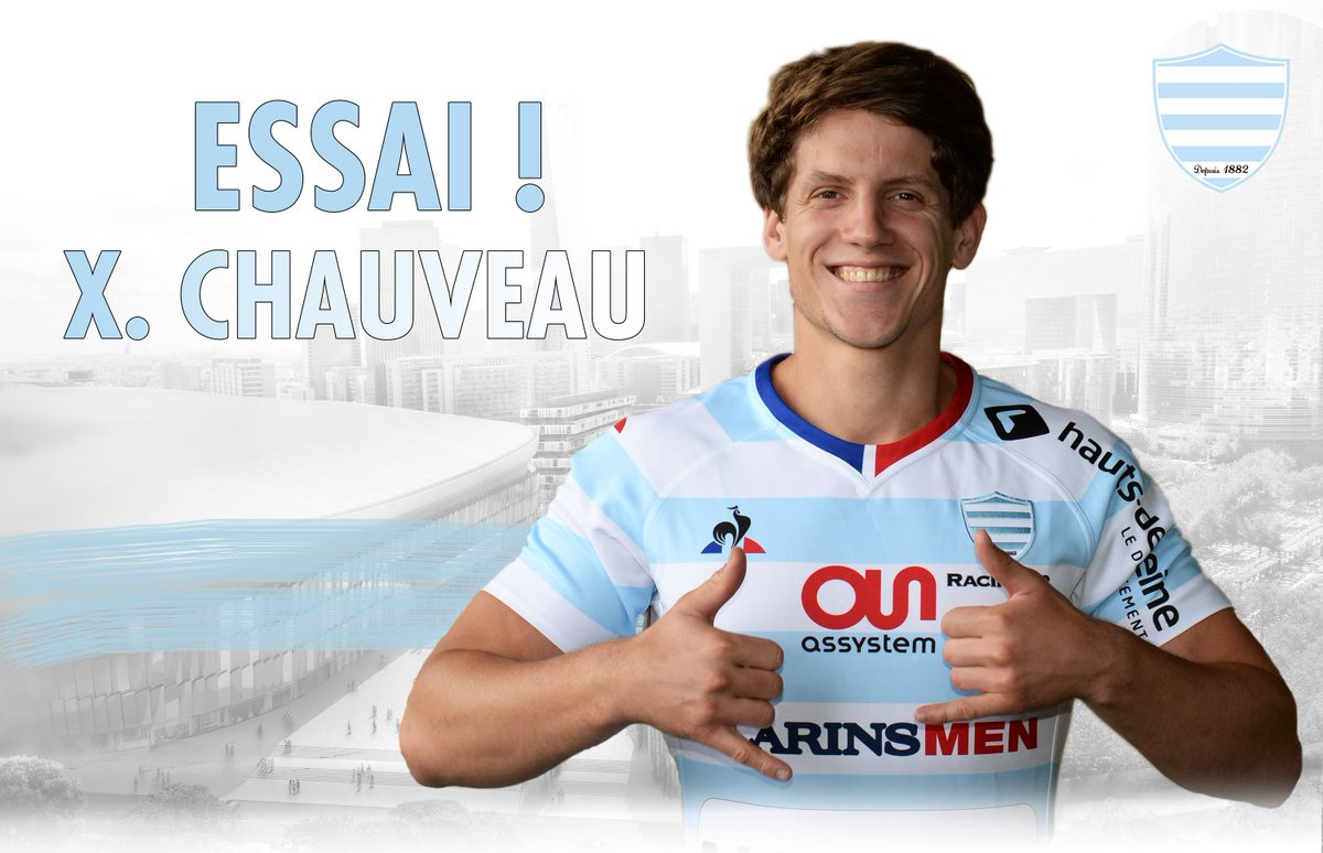 73' | Section Paloise vs Racing 92 | #SP...