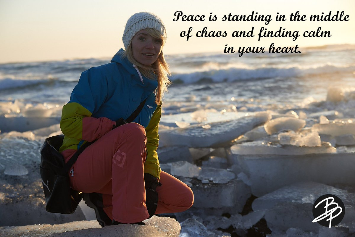 Petra Bouskova On Twitter Peace Its Not About Silence Its Not