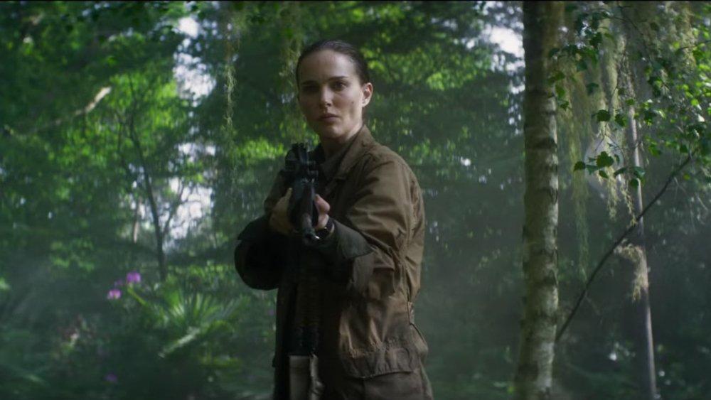 Film Review: Natalie Portman in female-led 'Annihilation' https://t.co/1S4bRMjglX