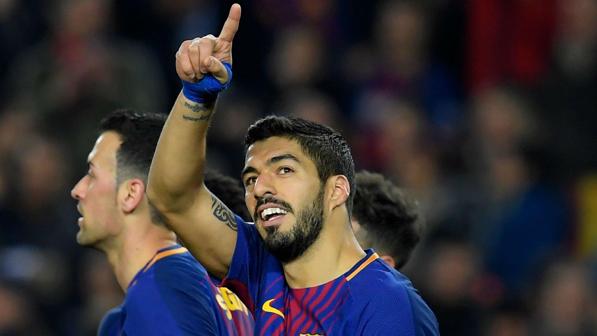 هدف برشلونة السادس في مرمى جيرونا