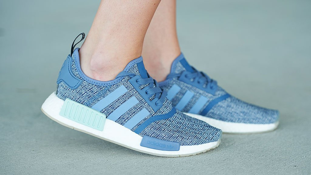 25c59bdf5 update your look with the new womens nmd r1s from adidas originals step  into them on