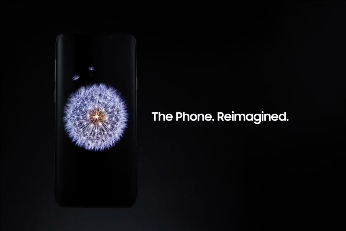 Samsung's Galaxy S9 launch video leaks out https://t.co/vDbKzl45qo