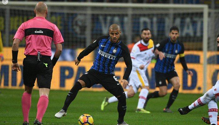Antes de clássico com Milan, Rafinha Alcântara é titular, e Inter vence o lanterna Benevento por 2 a 0 no Italiano https://t.co/PdzMHqqxr6
