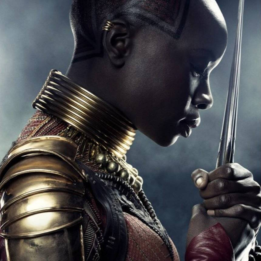 Will we ever get to see those deleted #BlackPanther love scenes between #Okoye and #WKabi: https://t.co/Q1i8EGoHxv