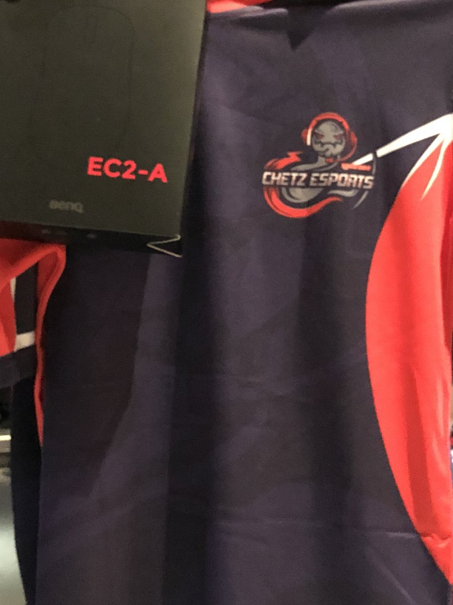 In celebration of our first lan as a community we're going to be giving away all of the following: Chetz eSports jersey EC2-A mouse  AWP fever Dream - MW  All you need to do to enter is simply follow us on twitter then like and retweet this tweet  Winners announced March 1st GL!