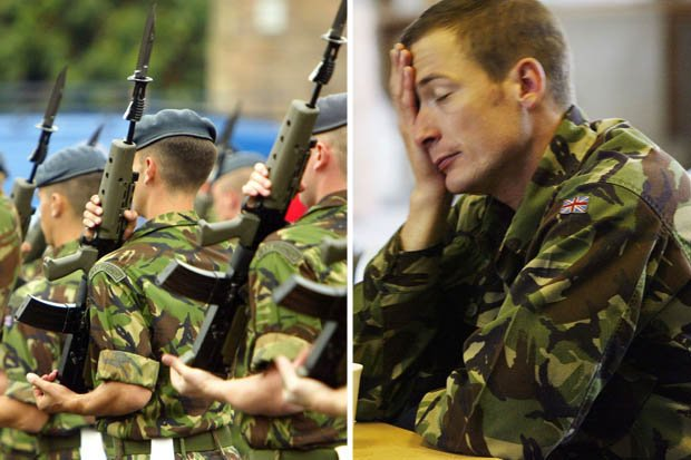 Recruits 'had to eat manure': British Army hit by teen abuse allegations https://t.co/nzveNEZxBt