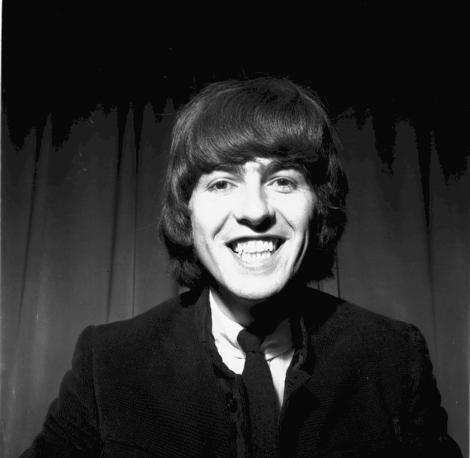 Happy Birthday to You! George Harrison Always among us