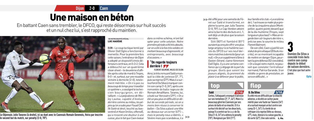 [27e journée de L1] Dijon FCO 2-0 SM Caen  DW1vMI4XkAY9xo1