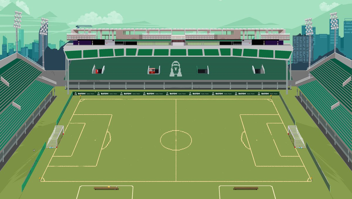 Fernando Sansberro On Twitter The Wip Of Slidemagi Stadium