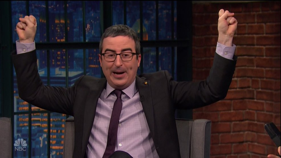 Judge sides with John Oliver, HBO in defamation suit by coal executive. https://t.co/sBK1a6pdCv