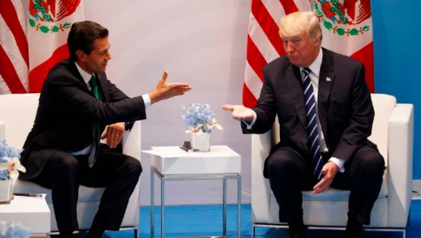 Mexican president cancels White House visit after heated call with Trump: Report https://t.co/ueIWdmrvRY