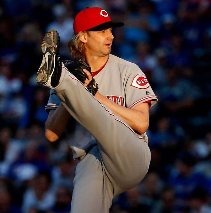 Happy 41st birthday to Bronson Arroyo! One of my favorite pitchers of All Time.