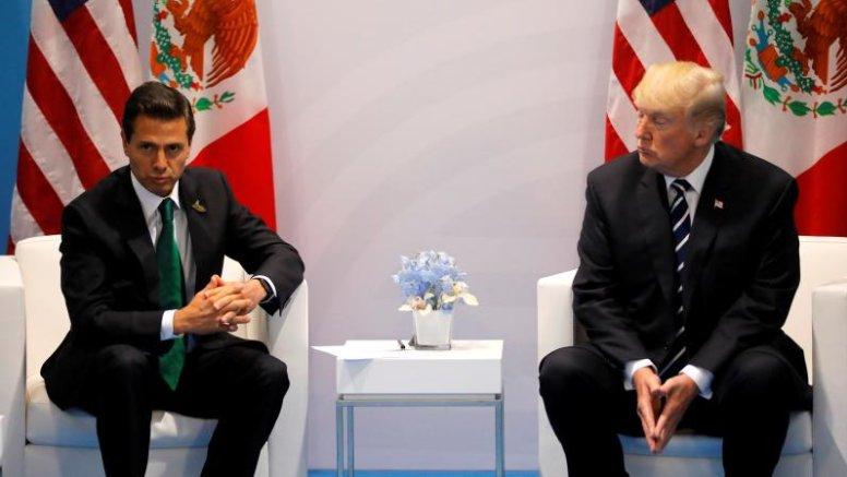Peña Nieto cancela visita a EU tras llamada con Trump https://t.co/ybaKxukOT3