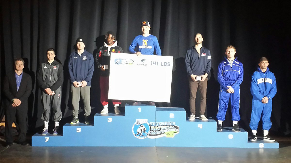 WRES #ICCAC 141 All-Americans:  Austin A...