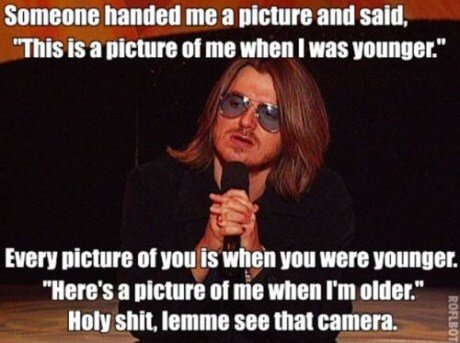Happy birthday Mitch Hedberg
