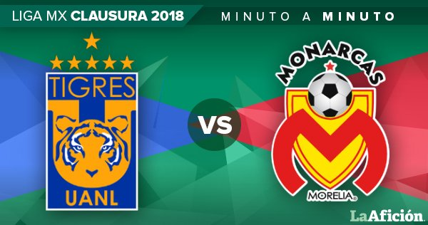 77' Disparo de Dueñas desde larga distancia que sale desviado  @TigresOficial 🐯 2-0 🦋@FuerzaMonarca   https://t.co/BcVNPgtGw4