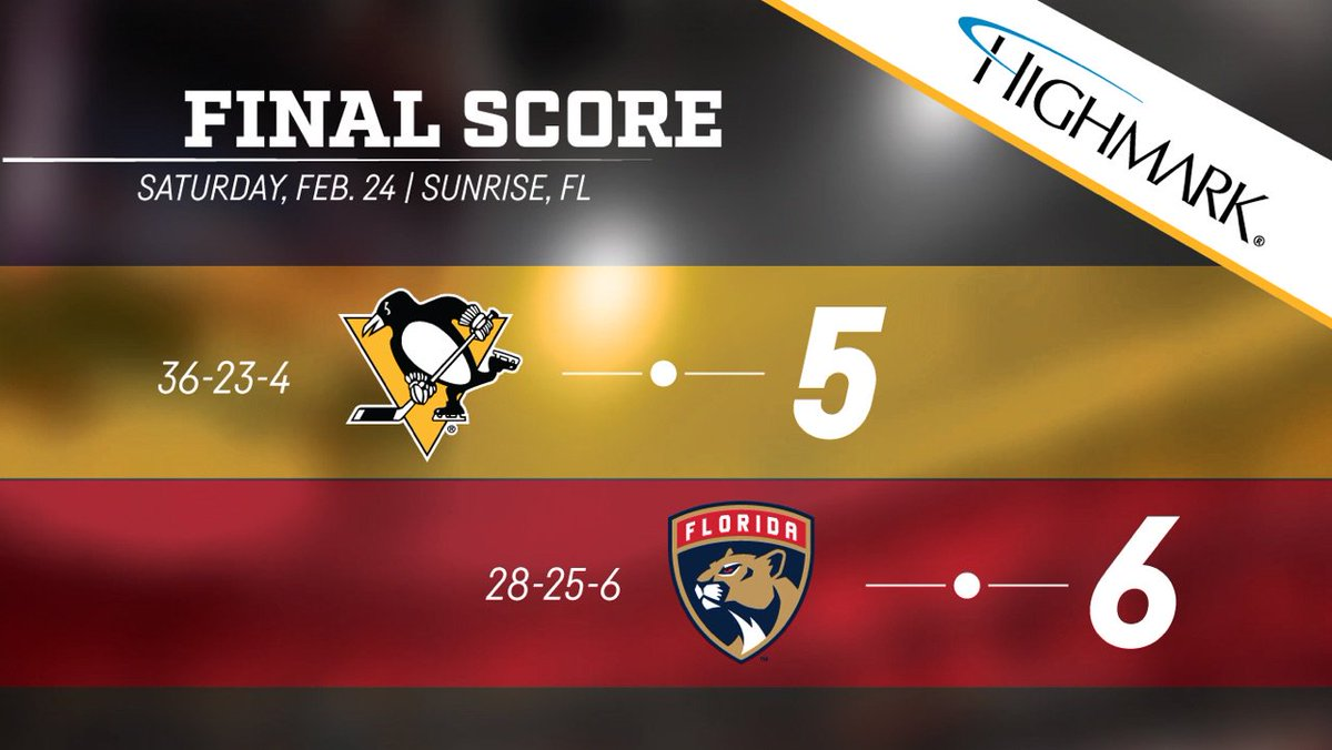Malkin: 'I thought in the 3rd period we played great... It's a hard game. We understand we need to play better in the 1st and 2nd periods.'  Stat Infographic: https://t.co/0pJb0wGha4 Snap Shots: https://t.co/mozeGl2RC8