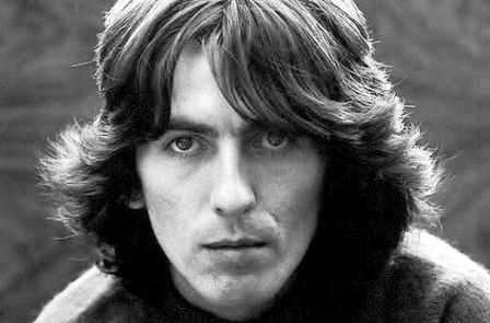 Happy Birthday,George Harrison