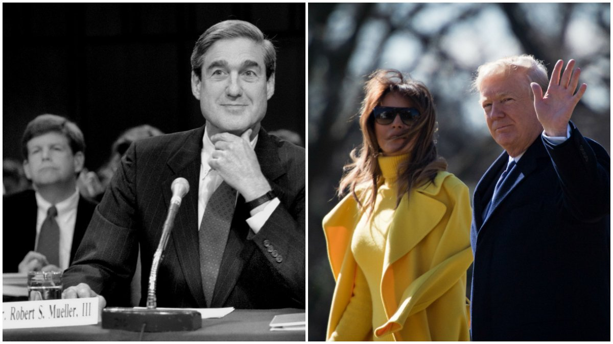 Mueller and Trump, born to wealth 22 months apart in New York, made sharply divergent choices at pivotal points in their lives https://t.co/j655stR8ck