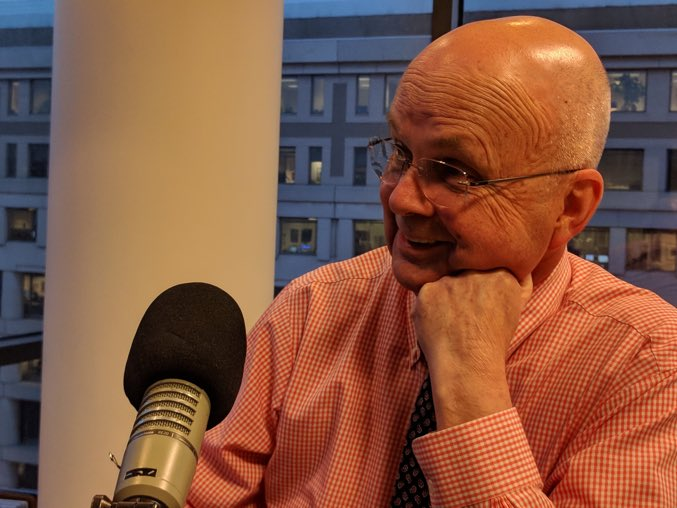 With more Mueller indictments and now the Democratic intel memo out, guess who's on the OFF MESSAGE podcast landing Tuesday morning? Former CIA director @GenMhayden. He has some thoughts. Subscribe! https://t.co/ufLage5lAI