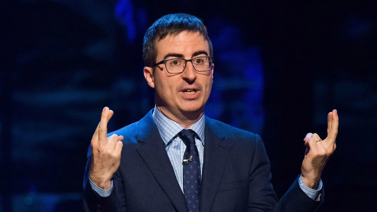 "Judge dismisses defamation lawsuit against HBO and John Oliver filed by coal magnate that the host called a ""geriatric Dr. Evil"" https://t.co/viSeV5wHYc"