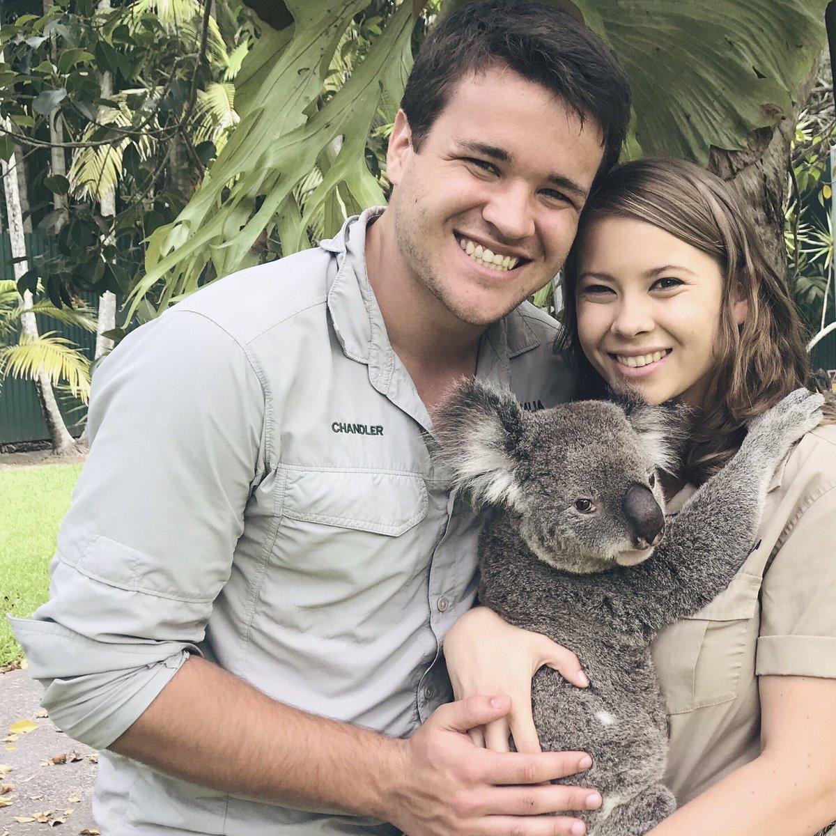 Patient Of The Week At Australia Zoo: Bindi Irwin (@BindiIrwin)