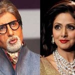 Did #AmitabhBachchan Have A Premonition Of #Sridev...