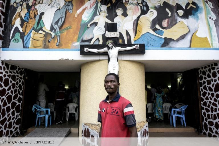 RDC: marche des catholiques contre Kabila, la police veut zéro mort https://t.co/WNOgxOsV4l
