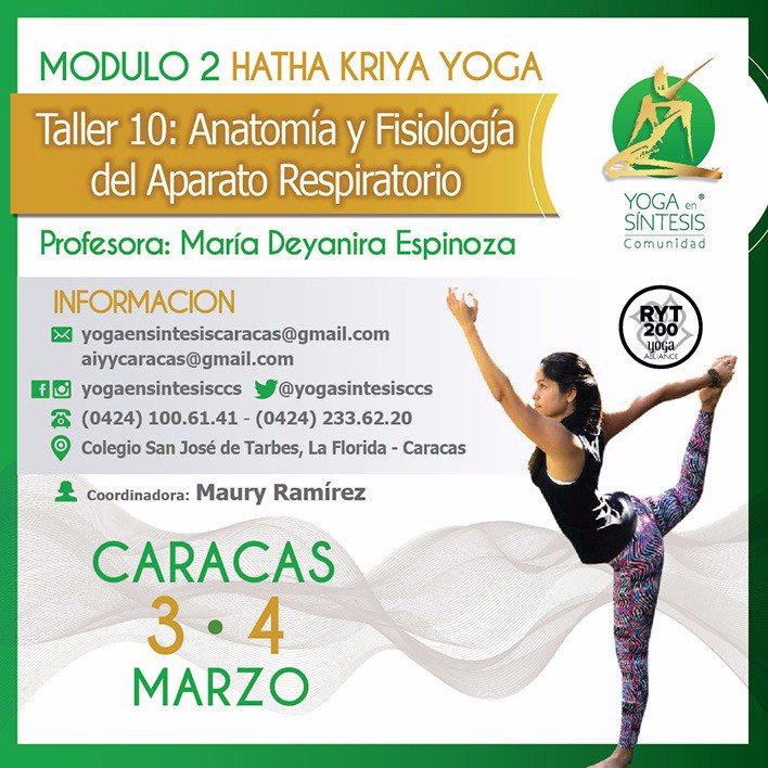 Yoga en Sintesis CCS on Twitter: \