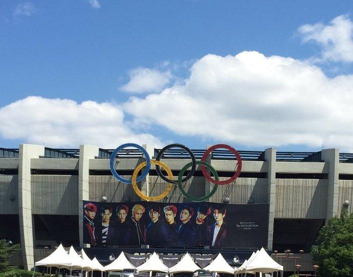 우리는 이미 오륜기가 익숙했어  #EXO_Olympics  #EXOL #...