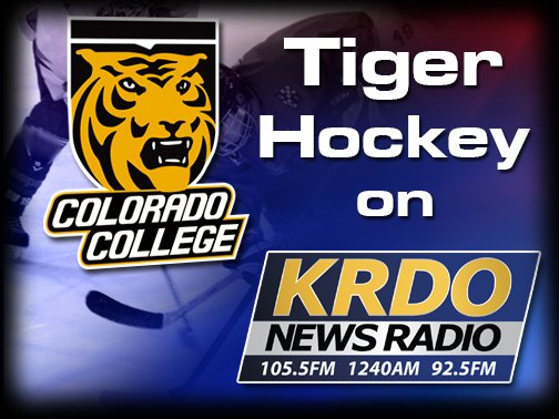 FINAL/OT - Colo. College 2, NE-Omaha 2 (Nick Halloran gets tying goal at 13:47 in the 3rd. Mason Bergh scores in 2nd OT for bonus point in the NCHC standings.) CC currently tied with Omaha & Western Michigan at 28 points. CC hosts Western Michigan, Friday 7pm on KRDO News Radio.