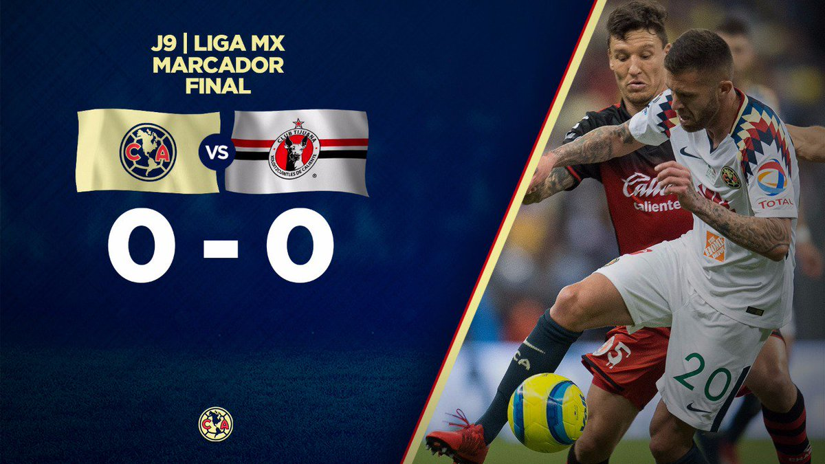 Marcador Final  #SiempreÁguilas 🦅