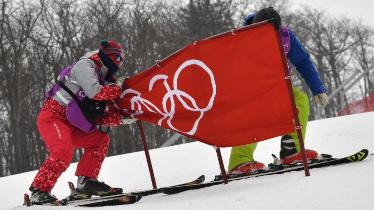 Olimpiadi invernali, il Cio conferma: Russia sfilerà senza bandiera #Olimpiadi https://t.co/F8ioqQ2lBJ