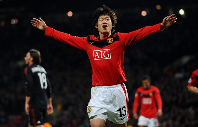 Adored by fans Big-game player National hero  Happy birthday, Park Ji-sung!