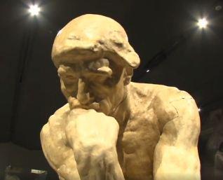 A 100 anni dalla scomparsa, una grande mostra a #Treviso celebra l'opera di Auguste #Rodin.  @Lasplassas ci accompagna nel complesso monumentale di Santa Caterina, appena restaurato → https://t.co/FTGKMEOO94