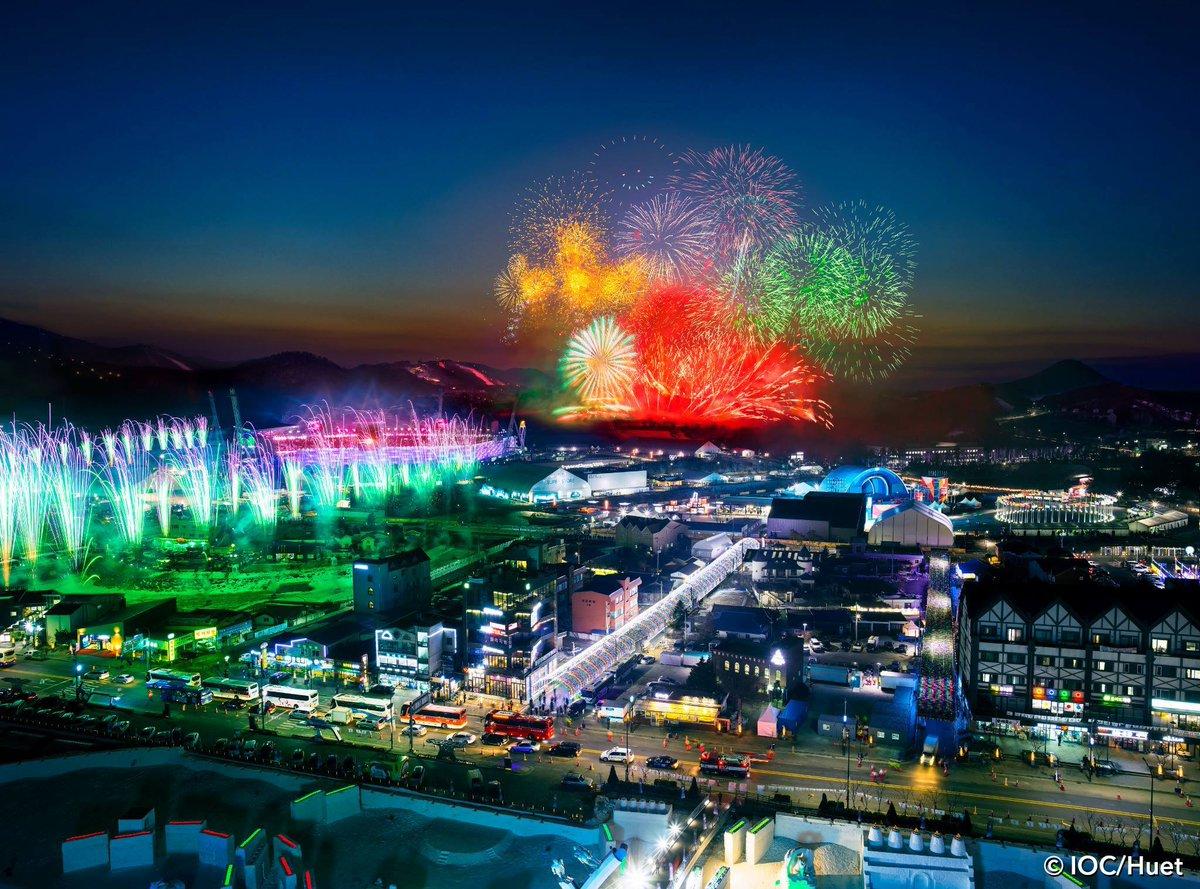 [D.O.] I loved this. ❤ #PyeongChang2018...