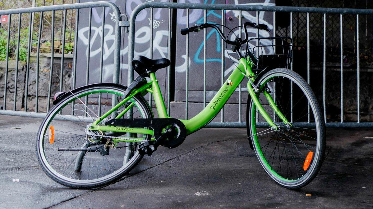 L'entreprise Gobee bike quitte la France après la 'destruction en masse' de ses vélos en libre-service https://t.co/BXtwneNBp8