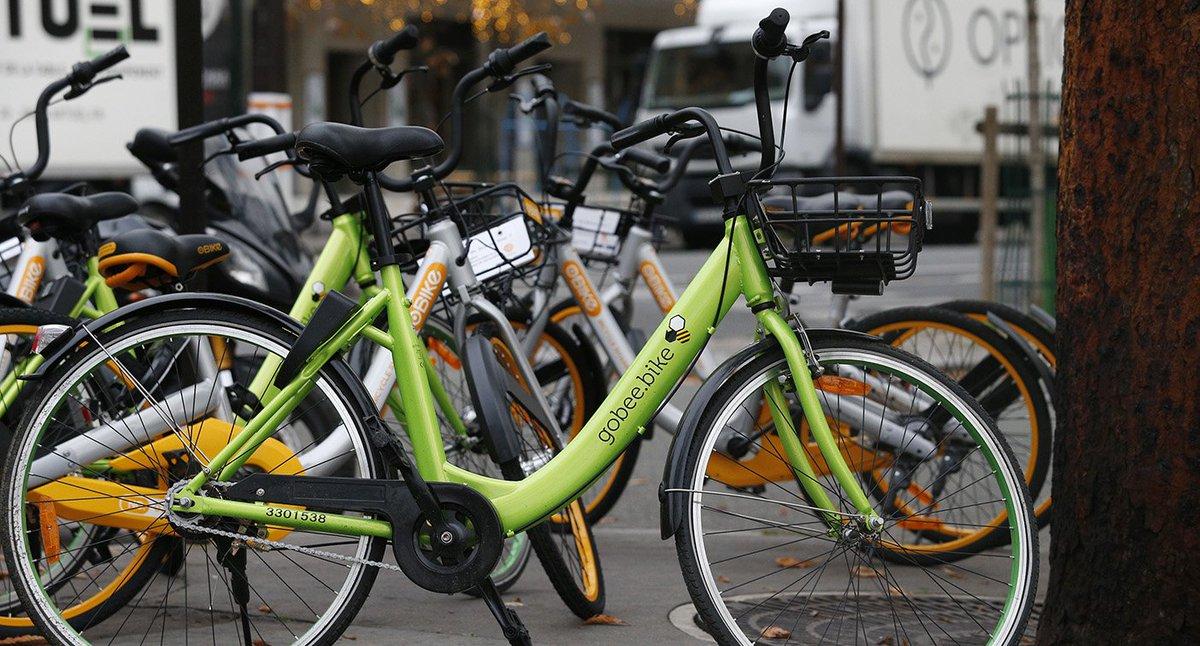 retire ses vélos en libre-service de la circulation dans toute la France à cause des vols et des détériorations trop importantes 🚲❌  https://t.co/8oHfS6okcZ