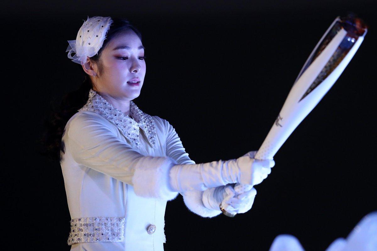 [XIUMIN] Inspiring and epic! ❤  #Olympics #PyeongChang2018 @weareoneEXO  #ClosingCeremony #엑소 #EXO