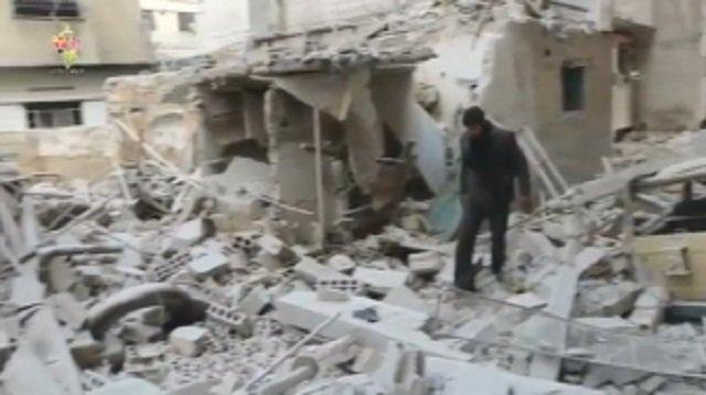 Syrie: raids du régime sur la Ghouta malgré la résolution de l'ONU sur une trêve  ➡ https://t.co/8imNfKNhmc