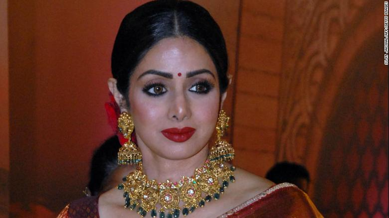 Bollywood is paying tribute to one of the Indian film industry's most loved actresses, Sridevi, who died suddenly Saturday at 54 https://t.co/ZALH7EXnI5