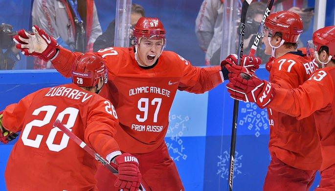 New York Post назвала российских хоккеистов «командой без страны» https://t.co/mld4NvPNmA