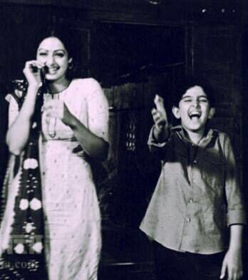 I loved her, admired her so much. My 1st ever acting shot was with Sri Devi, I was nervous in front of her n I remember her shaking her hands pretending 2b nervous cause of me just 2 boost my confidence. V had 2 laugh,n she kept laughing until I got it right. Will miss you mam