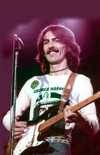 Happy birthday to my favorite Beatle, George Harrison. He would have been 75 today.