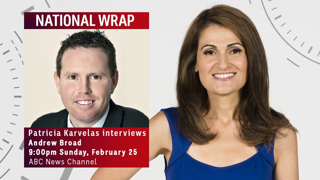At 9pm EST on @abcnews channel find out what will happen in the Nationals partyroom tomorrow morning #auspol #nationalwrap