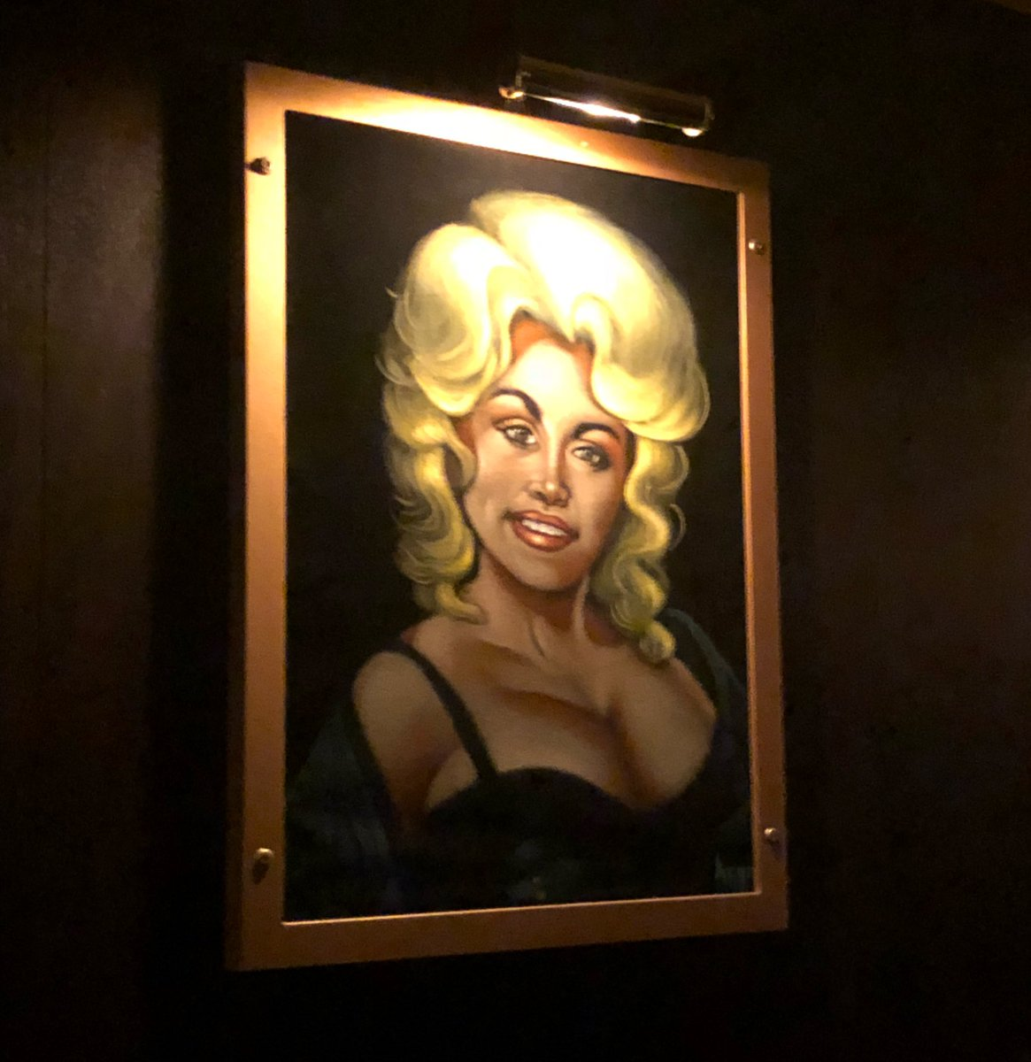 eric hu on twitter there s this painting at this bar and i can t
