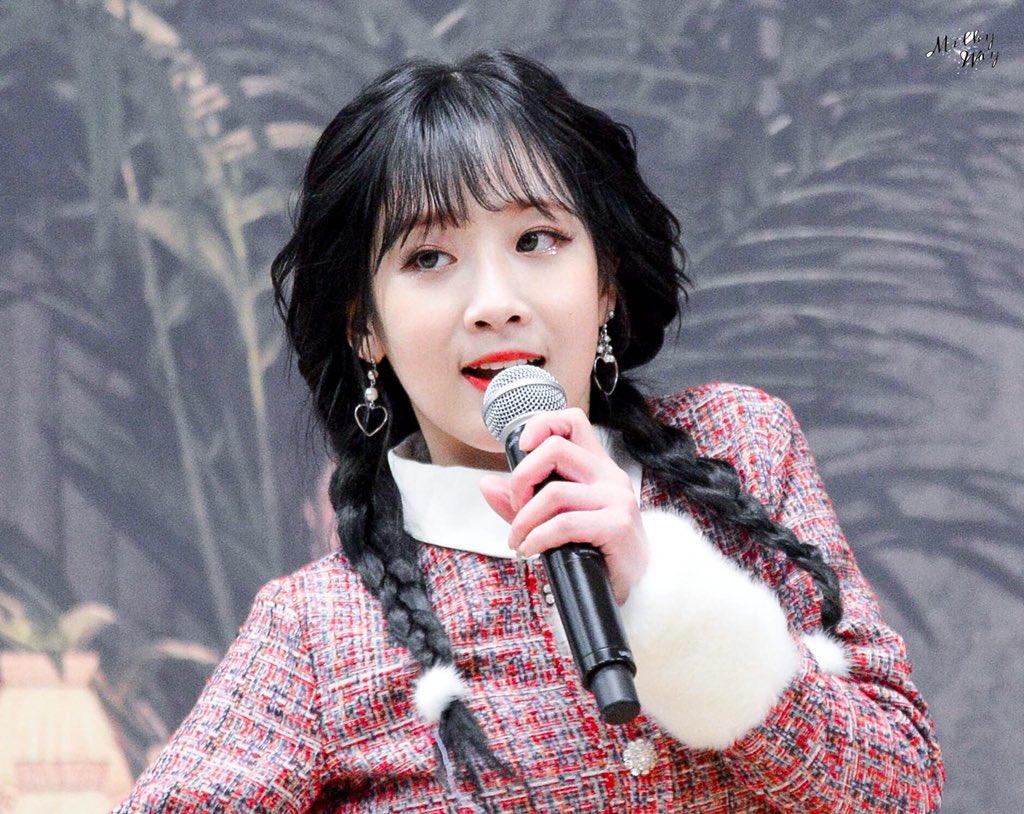 180224 일본 프로모션 이벤트 #lovelyz #러블리즈 #jiae...