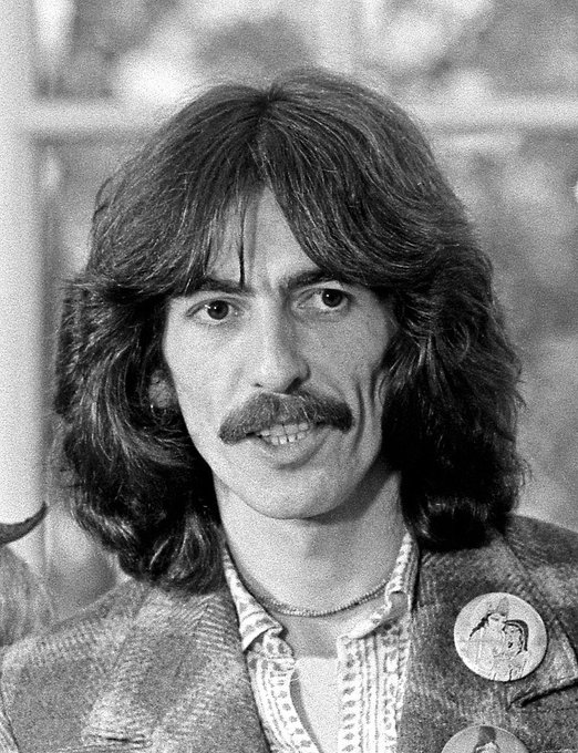 Happy Birthday to George Harrison who would have been 75 today!